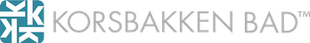 Korsbakken Bad logo